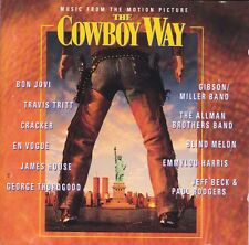 THE COWBOY WAY Motion Picture Soundtrack CD   SirH70