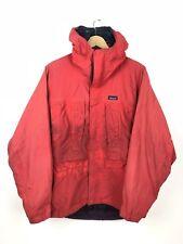 Vintage Patagonia Red Mens Jacket Retro Trashed Coat Size Medium