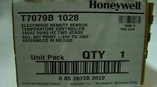New Honeywell - T7079B1028 Solid State Remote Temperature Controller -25 to 105F