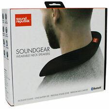 Bluetooth Wireless Stylish Wearable Neck Speaker Hands-Free Portable Soundgear