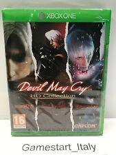 DEVIL MAY CRY HD COLLECTION - XBOX ONE - GIOCO NUOVO SIGILLATO PAL VERSION