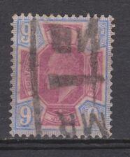 Great Britain nr 112 used EDWARD VII 1902 VEILING oude postzegels ENGELAND
