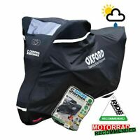 Oxford Stormex Motorcycle Motorbike Waterproof Cover All Sizes