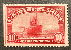 TDStamps: US Parcel Post Scott#Q6 Mint H OG