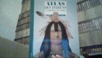 Atlas des Indiens d'Amérique du Nord de Legay, Gilbert | Livre | d'occasion