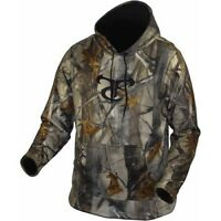 TRUE TIMBER XD3 CAMO HOODIE NWT $49.99 RETAIL HUNTING REALISTIC TREE PATTERN