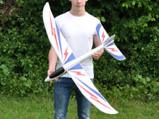 The Bolt Giant 1.2m Chuck Glider - Massive 4ft Wingspan