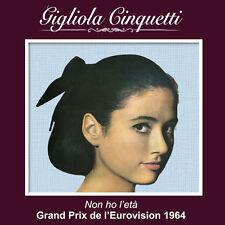 CD Gigliola Cinquetti : Non ho l'età