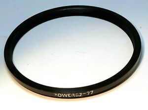 82mm to 77mm lens ring step down threaded male to female