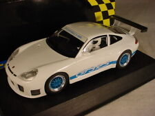 Scalextric TOP GEAR Porsche 911 GT3 White STIG C2857 MB