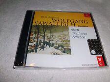Wolfgang Sawallisch - Bach/Beethoven/Schubert - CD - OVP