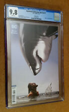 Aquaman & JabberJaw Special #1 Middleton Variant Cover CGC 9.8 NM+/M Hot Cover