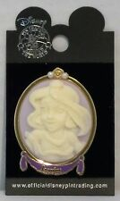 Disney Princess Porcelain Cameo Series Jasmine From Aladden 3-D Pin RARE CUTE
