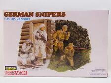 LOT 32754 | Dragon 6093 German Snipers Figuren 1:35 Bausatz NEU in OVP