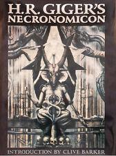 Necronomicon (H.R Giger) 2005 ninth printing