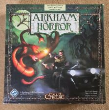 Rare Arkham Horror Board Game, Used, Complete, Excellent Condition