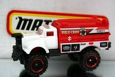 2016 Matchbox Fire Brigade Exclusive Flame Smasher