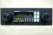 Vintage Alpine 7337 AM/FM cassette car stereo shaft Lamborghini Ferrari BMW rare