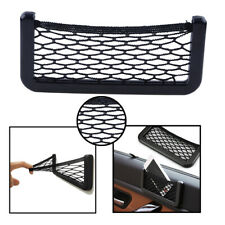 200*90 Black Auto Car Storage Mesh Net Holder Pocket Resilient String Bag Organ
