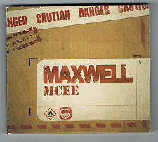 MAXWELL - MCEE - CD 20 TITRES - 2010 -  RAP FRANÇAIS - OCCASION COMME NEUF