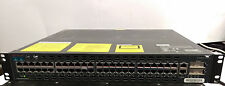 Cisco Catalyst 2948G WS-C2948G 10/100/1000 48-Port Ethernet 2-Port Gbit Switch