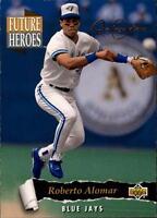 1993 Upper Deck Future Heroes Baseball Card Pick