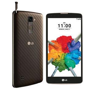 "Original LG Stylo 2 Plus K550 (T-Mobile) 5.7"" Factory Unlocked 4G LTE Smartphone"