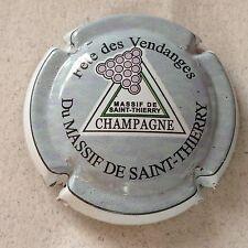 2 Capsule de Champagne MASSIF DE SAINT THIERRY 17. trigny