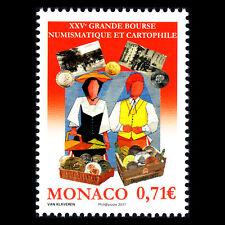 Monaco 2017 - 25th Grande Bourse Art - MNH