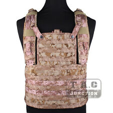 Emerson Tactical MOLLE Rhodesian Recon Vest RRV Chest Rig Panel Plate Carrier
