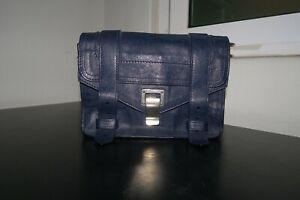 Proenza Schouler PS1 Dark Blue