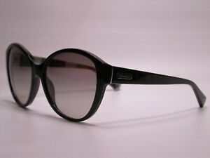 Authentic COACH Black Designer Luxury Sunglasses Frames