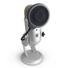 Blue Yeti Desktop Microphones Pop Filter Double Metal Mesh Blue Yeti Pop Filter