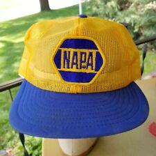 Vintage Napa Auto Parts Full Mesh Snap Back Hat Louisville Mfg Co K Product