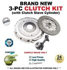 3PC CLUTCH KIT with CSC for MG MG ZT 190 2001-2005
