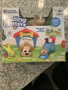 Learning Resources Coding Critters - Ranger & Zip Interactive Coding Toy Ages 4+