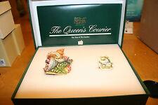 Harmony Kingdom 1999 Royal Watch Club Kit new in box