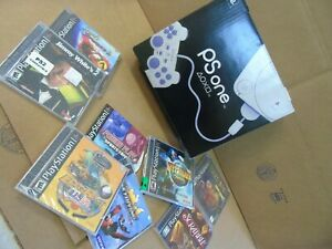 BRAND NEW SEALED PSONE Playstation 1 PS1 Video Game System Console with Games