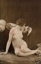 13403/ Foto AK, Erotik, sexy girl, Pin Up Girl 20ziger Jahre
