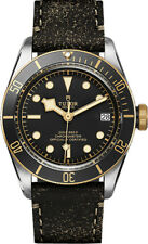 M79733N-0001 | BRAND NEW TUDOR HERITAGE BLACK BAY S&G MEN'S LUXURY WATCH