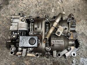VW AUDI 2.0 TDI ENGINE 2005-2010 OIL PUMP & BALANCE SHAFT 03G1035357B