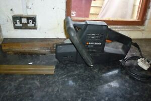 Balck & Decker BD380 Alligator Saw Wood Saw 240v DIY Power Tool