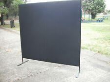 NEW FREESTANDING PARTITION*OFFICE ROOM DIVIDER*150x150*ACOUSTIC SCREEN*5 COLOURS