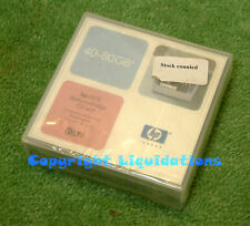 Original HP DLT IV Backup Tape Cartridge 40/80 GB Brand New Sealed C5141F
