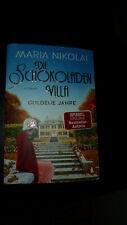 Die Schokoladenvilla Band 2 Goldene Jahre von Maria Nikolai