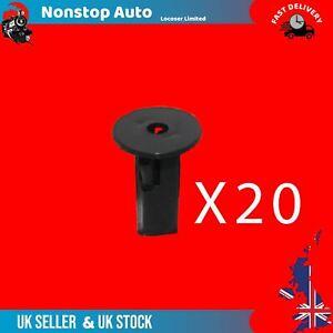 20X Roue Arc Moulage Clips Fixation Rondelle Pour Toyota Avalon Camry Rav 4