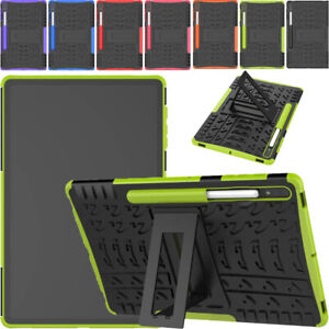 For Samsung Galaxy Tab S7 / S7 Plus T975 T970 Case Shockproof Armor Cover Stand