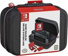 Official Nintendo Switch Game Traveler Deluxe Console Carry Case