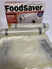 Food Saver  Home Vacuum Packaging System Bags - Bags Only