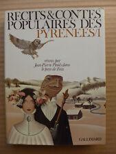 Jean Pierre Piniès - Récits et contes populaires des Pyrénées /1